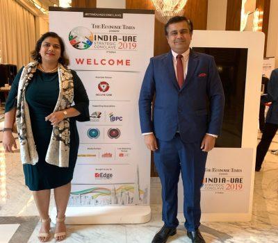 UAE_INDIA_strategic_conclave_2019_ankur_dana_ruchi_dana-1152x1536